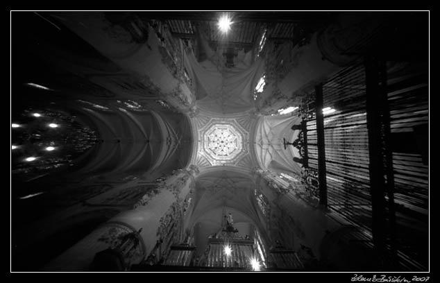 Pinhole Cathedrals - Burgos, Spain