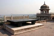 Red fort of Agra - Jahangir`s Throne