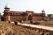 Red fort of Agra - Jahangir Mahal