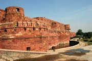 Red fort of Agra