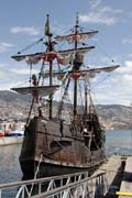 Santa Maria - replica of Christopher Columbus ship