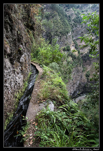 Levada do Curral and Socorridos valley